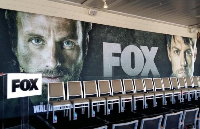 Il panel di The Walking Dead al Comic-Con 2016