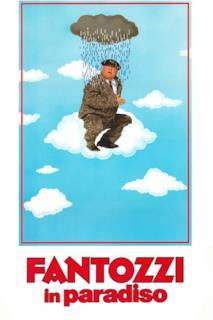 Poster Fantozzi In Paradiso