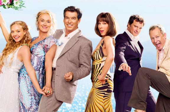 Mamma Mia!, il cast stellare e la trama del film del 2008