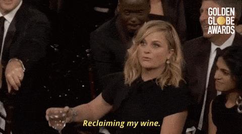 Amy Poehler ai Golden Globes
