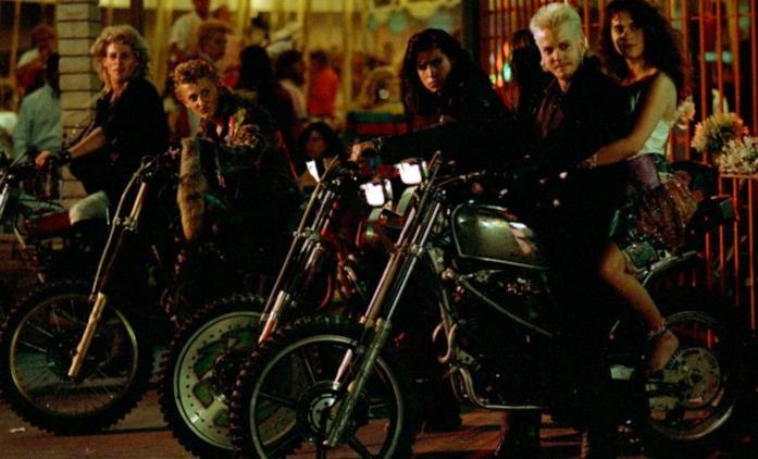 I motociclisti del film sono vampiri