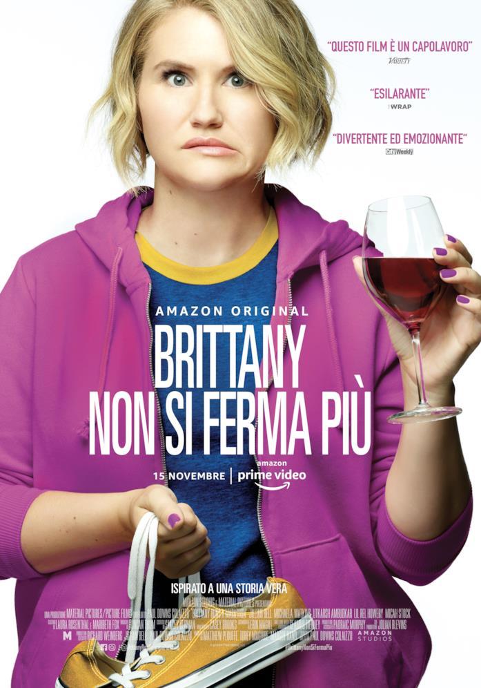 Brittany Non Si Ferma Più - poster del film