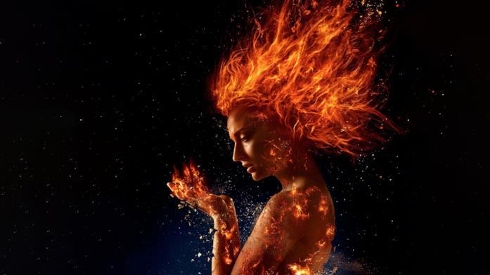 Sophie Turner è Jean Grey in Dark Phoenix