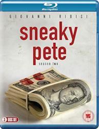 Sneaky Pete - Season 2 (3 Blu-Ray) [Edizione: Regno Unito]