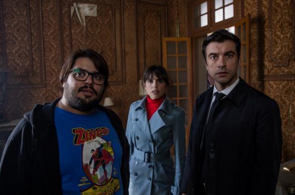 Origini segrete, il thriller spagnolo di Netflix