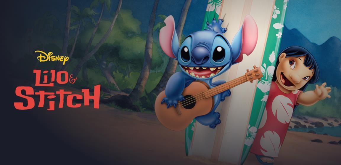 Immagine promozionale del film Lilo & Stitch
