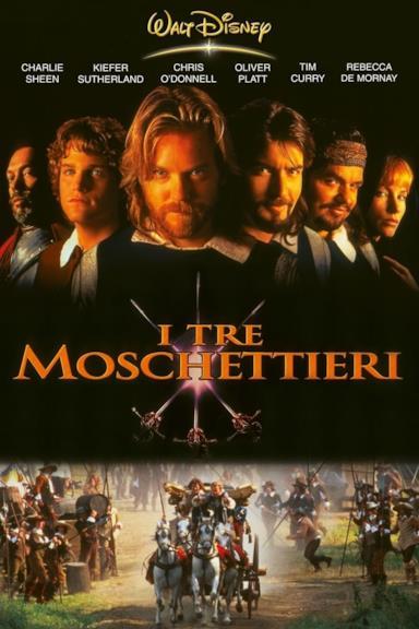 Poster I tre moschettieri