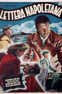 Poster Lettera napoletana