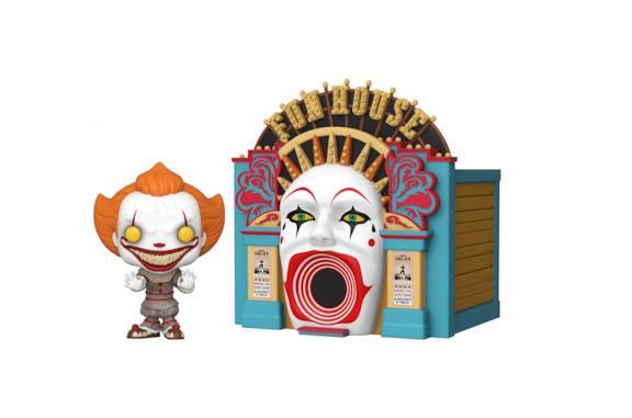Il Funko Pop! Town di Pennywise It Capitolo 2