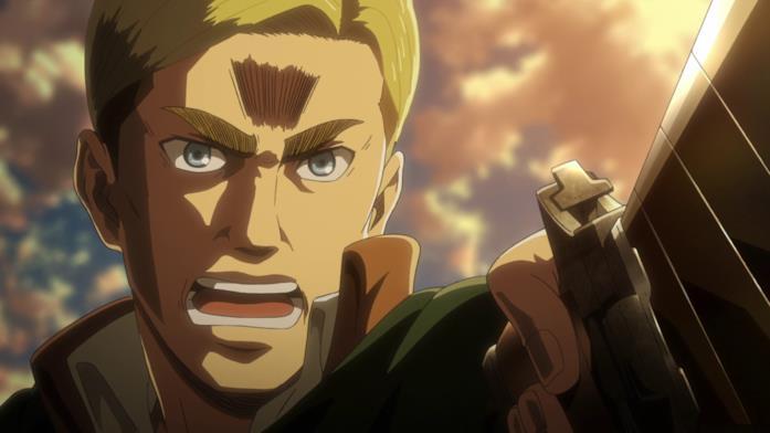 Erwin ordina di attaccare