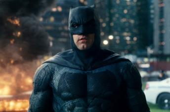 Un'immagine di Batfleck