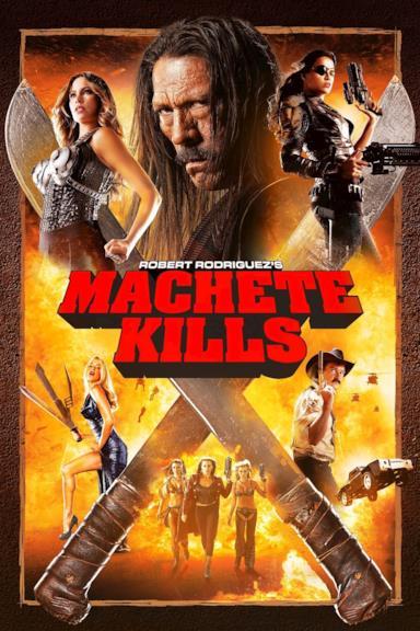 Poster Machete Kills