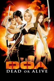 Poster DOA: Dead or Alive