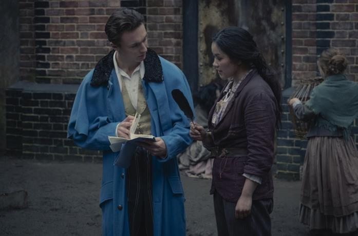 Gli irregolari di Baker Street: Leo e Bea