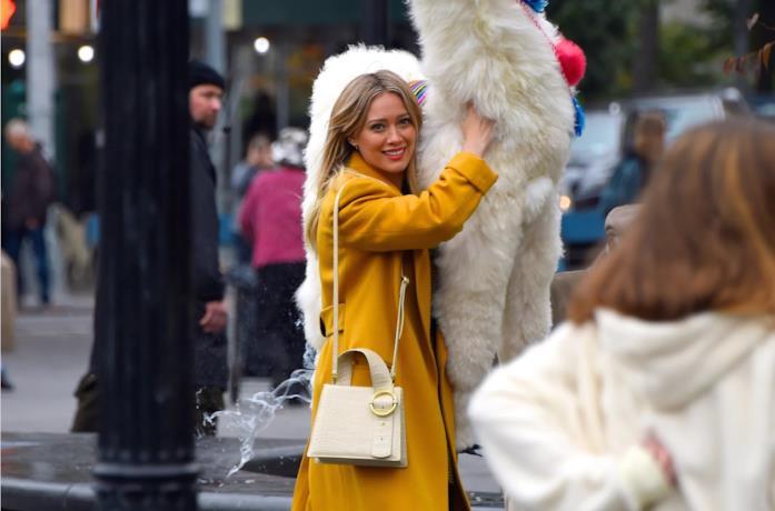 Hilary Duff nel reboot di Lizzie McGuire nel 2020