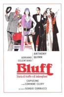Poster Bluff - Storia di truffe e di imbroglioni