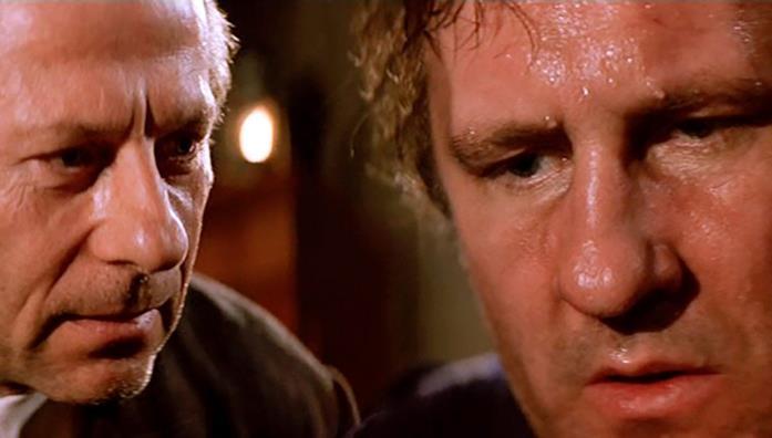 Una pura formalità: Roman Polanski con Gerard Depardieu