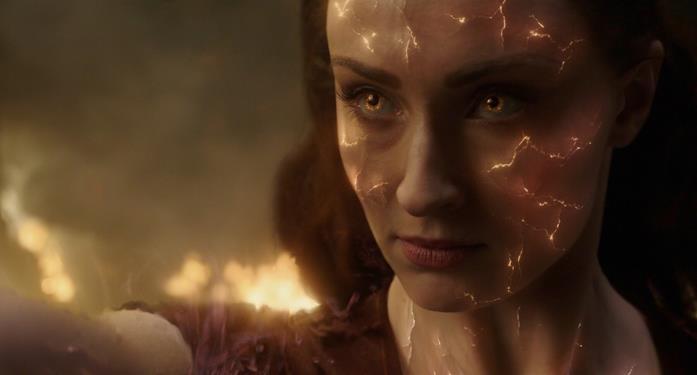 Sophie Turner in X-Men - Dark Phoenix
