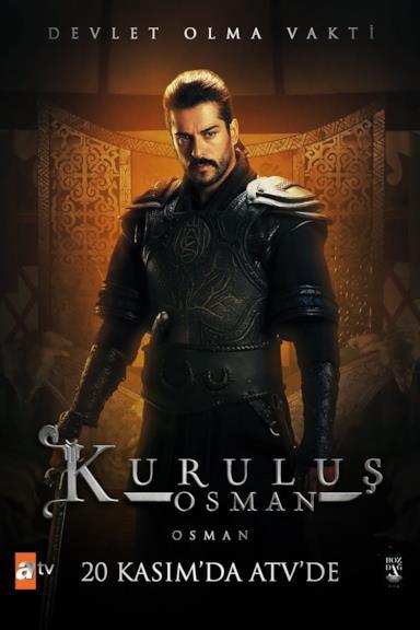 Poster Kuruluş Osman