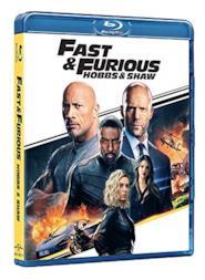 Fast & Furious: Hobbs & Shaw  (Blu Ray)