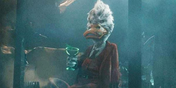 Howard The Duck nella scena post-credit di Guardiani della Galassia