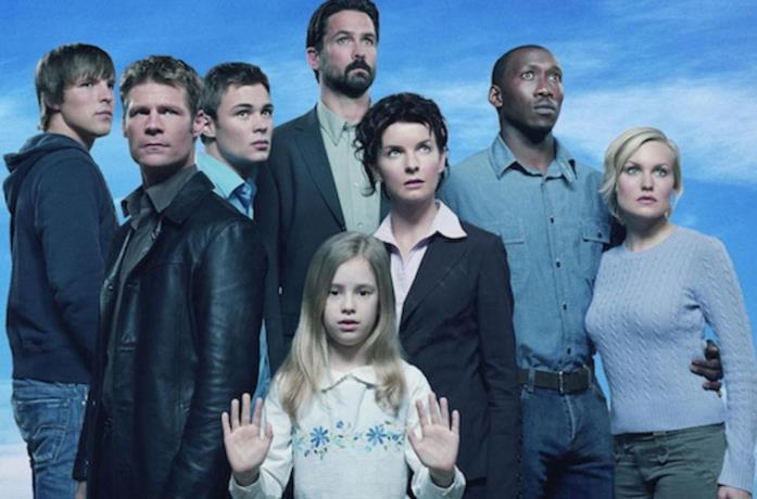 I protagonisti della serie The 4400