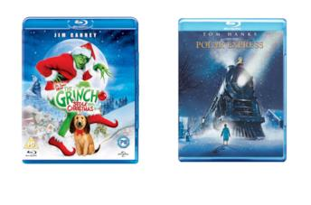 Home Video film natalizi: Il Grinch e Polar Express