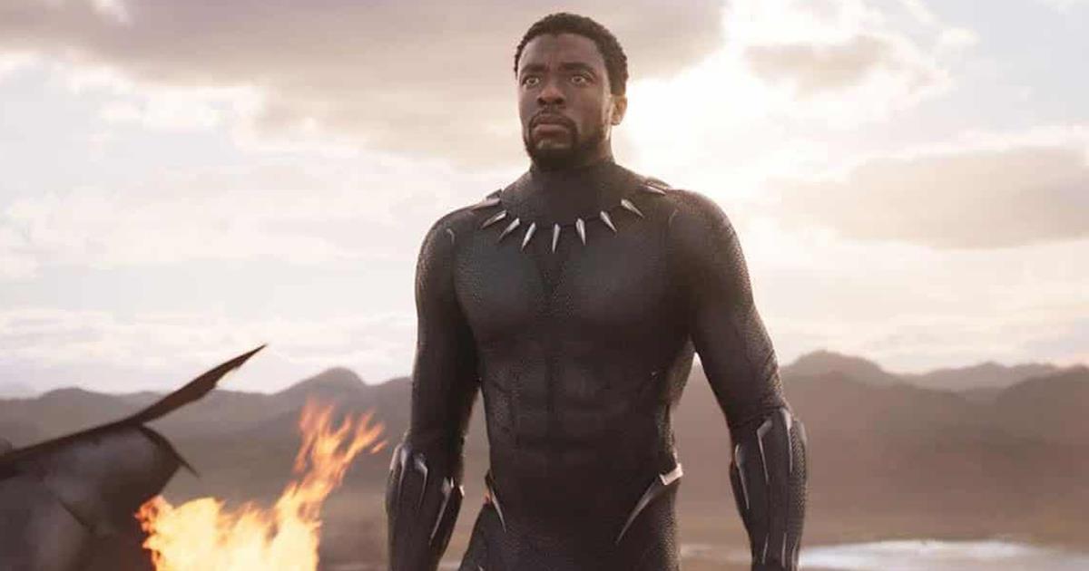 Black Panther English Stream