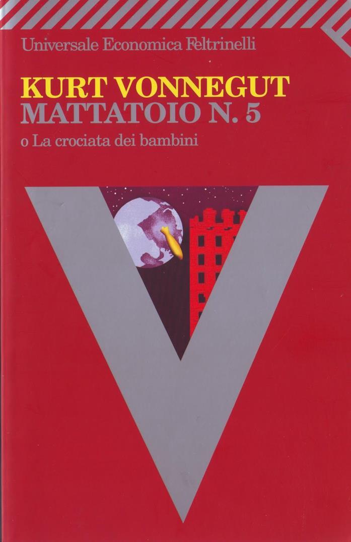 Il libro Mattatoio n° 5