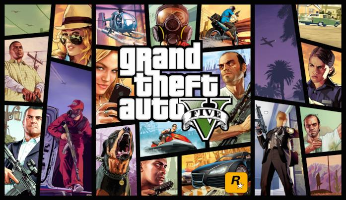 Grand Theft Auto V per PC, PS4 e Xbox One