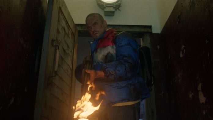 Hopper con un lanciafiamme nel nuovo teaser trailer di Stranger Things 4
