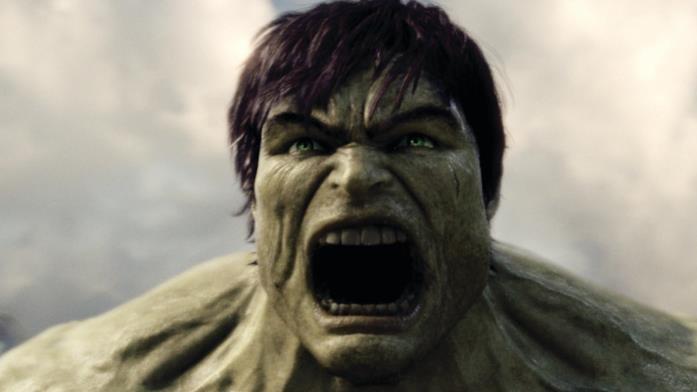 Edward Norton in L'incredibile Hulk