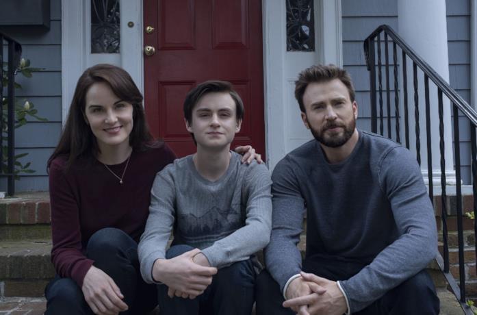 Il cast di Defending Jacob