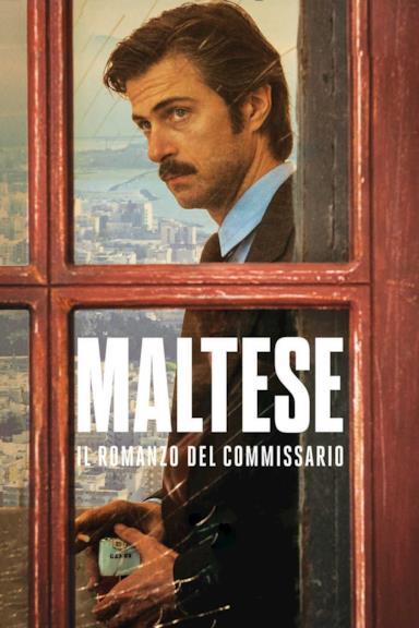 Poster Maltese - Il Romanzo del Commissario