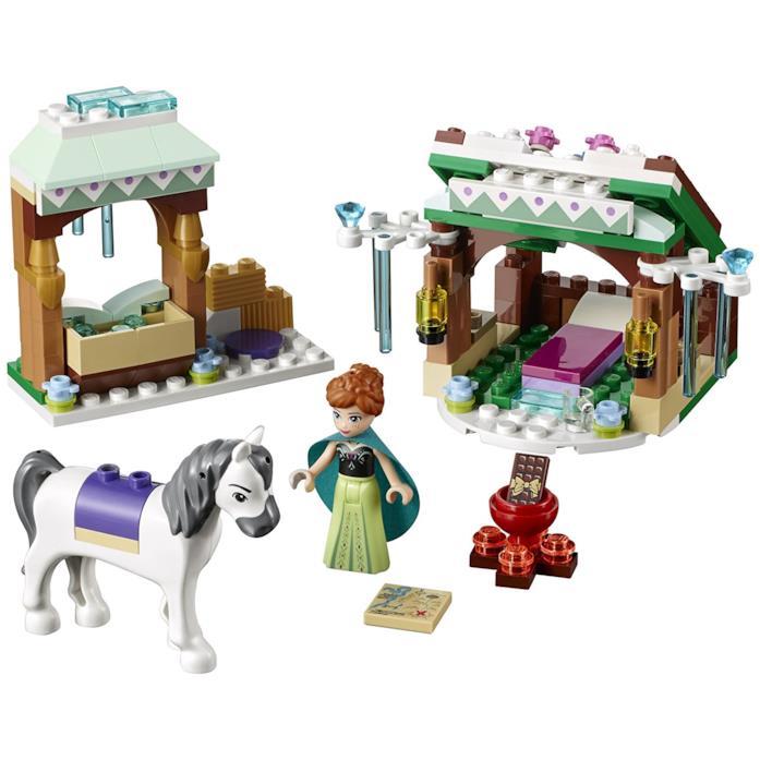 Dettagli del set L'avventura sulla neve di Anna di LEGO