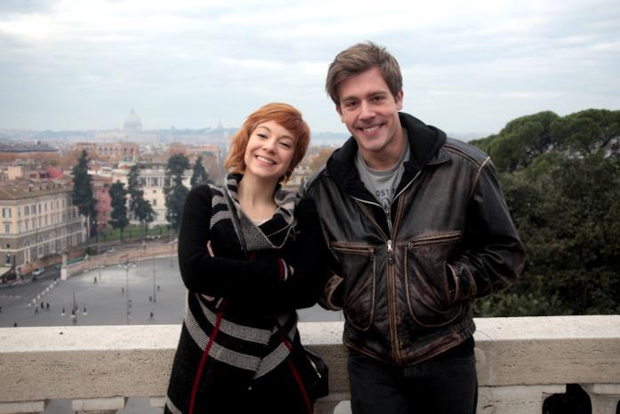 Anna ed Emiliano si rimettono insieme nel finale della serie