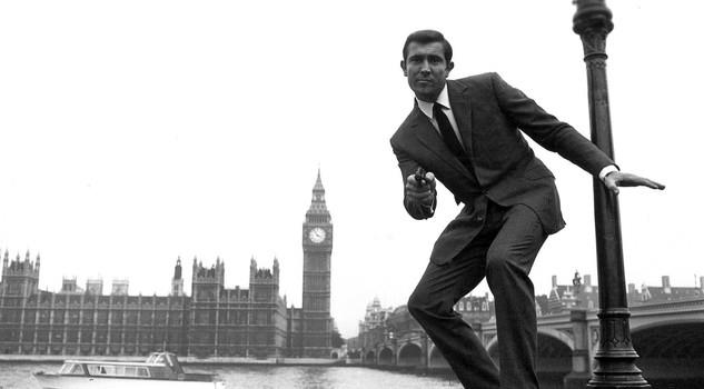 George Lazenby A Londra