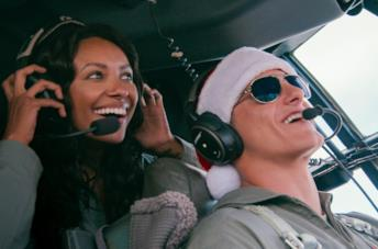 Operation Christmas Drop: trailer, trama e cast del film Netflix