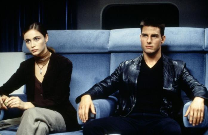 Tom Cruise nel primo film del '96