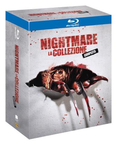 La collezione completa in quattro Blu-ray