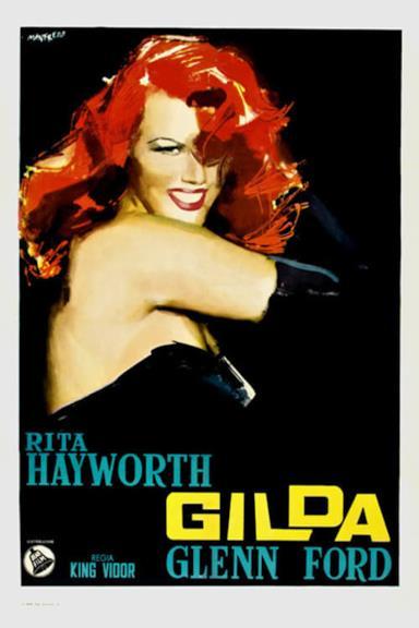 Poster Gilda