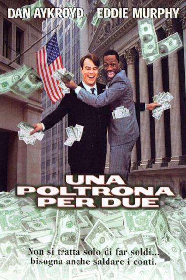 Poster Una poltrona per due