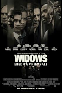 Poster Widows - Eredità Criminale