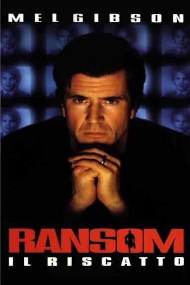 Poster Ransom - Il riscatto
