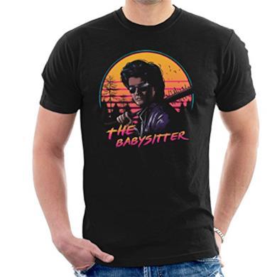 Stranger Things Steve Harrington The Babysitter Retro Wave Men's T-Shirt