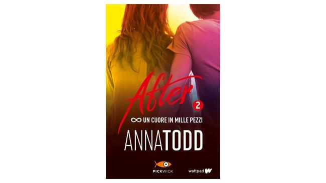After 2 - Un cuore in mille pezzi di Anna Todd