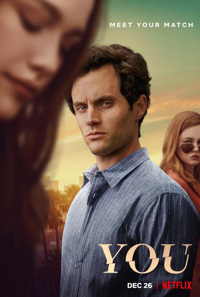 Il poster di You 2, coi 3 protagonisti