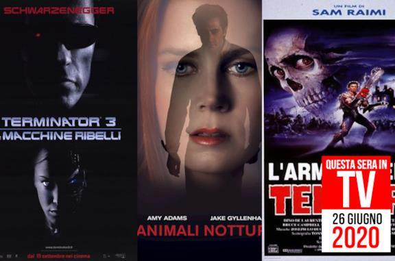 I film da vedere oggi: i nostri consigli per il 26 giugno