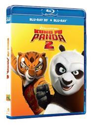 Kung Fu Panda 2 (3D+Br) (New Linelook)