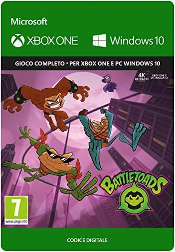 Battletoads Standard | Xbox One/Windows 10 PC - Codice download